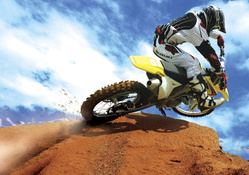 MotoCross Bike Stunt