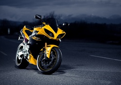 Yamaha R1 Super Sports Bike