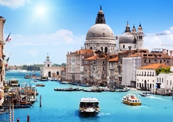 Venice City on Water Italy