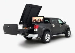 Toyota B and D Tundra Tailgater High definition