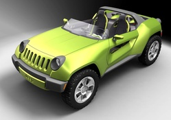 Jeep Renegade High definition