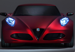 Alfa-romeo-4c-lights-on