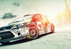 Dirt 3 HD Car