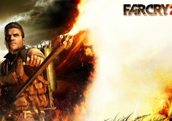 Farcry Flamethrower
