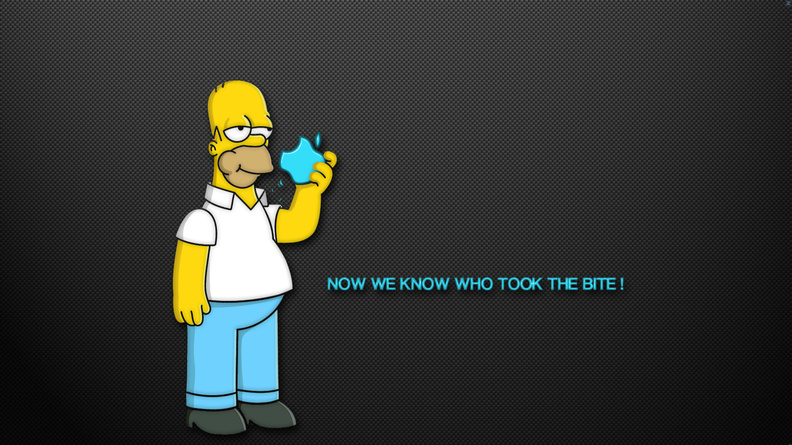 Now We Know Who Took The Bite Download Hd Wallpapers And Free Images