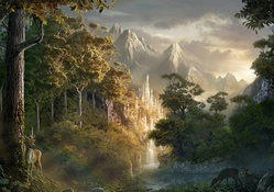 Gorgeous Scenery Art