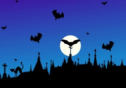 Happy Halloween Devil Night
