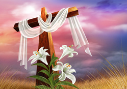 Good Friday Is Jesus Christ On The Cross