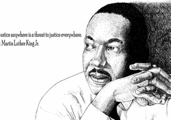 January 21 Martin Luther King, Jr. Day