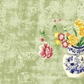 Japanese-Style Painting Hd Wallpaper