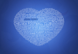 Love Quotes Chelsea FC HD