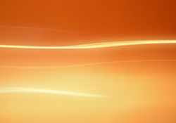 Orange Abstract