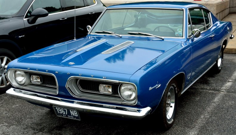 1967 Barracuda Download HD Wallpapers and Free Images