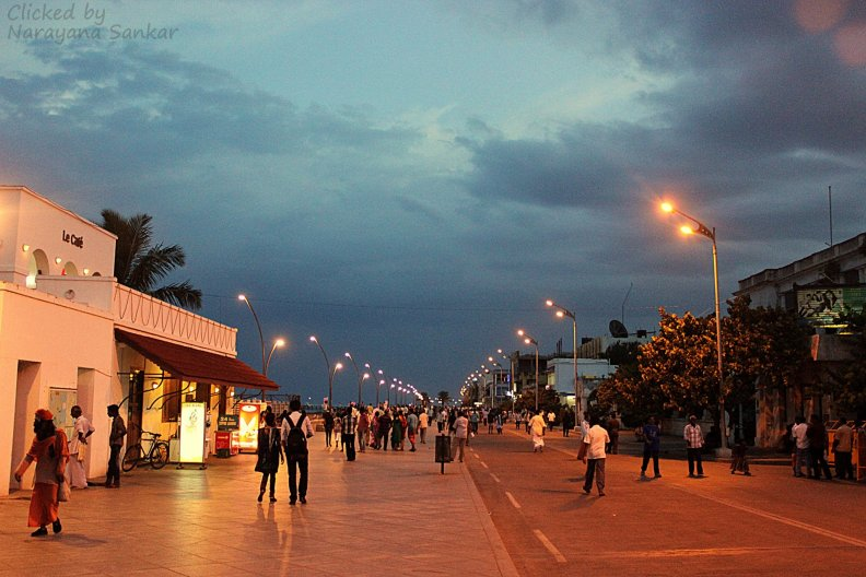 Pondicherry Beach Download Hd Wallpapers And Free Images