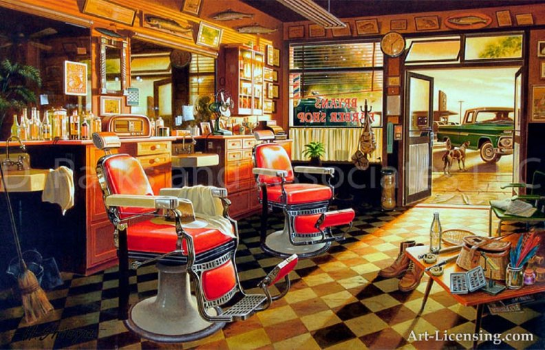 barber shop download hd wallpapers and free images