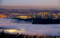 Vancouver Fog City