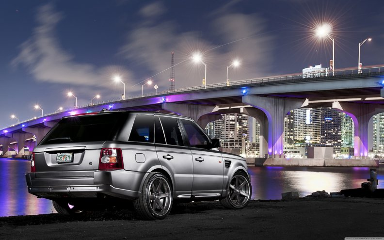 Range Rover City