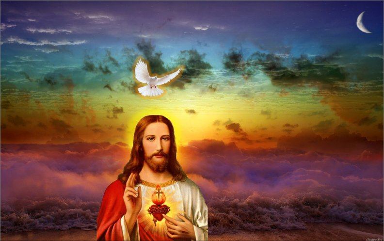 christ the holy spirit What does the bible really say about gifts of the holy spirit the holy spirit and miraculous spiritual gifts before christ died the spirit was in the world.