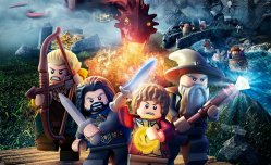Lego The Hobbit 2014 (video...
