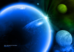 2050 _ A Big Bang In This World