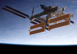International Space Station _ ISS