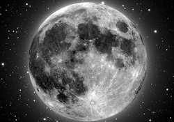 Moon _ Enhanced Image
