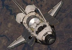 Space Shuttle _ Payload Bay Doors Open