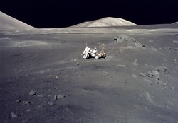Apollo 17 Lunar Mission