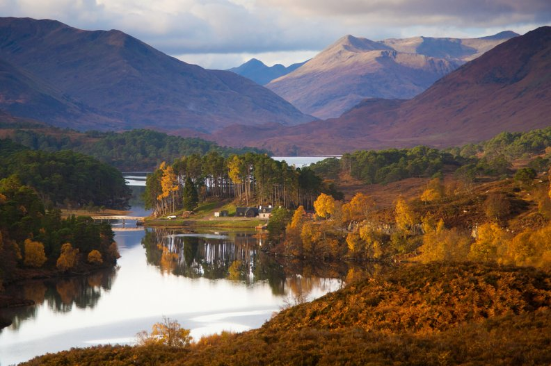 Glen Affric Scotland Download Hd Wallpapers And Free Images