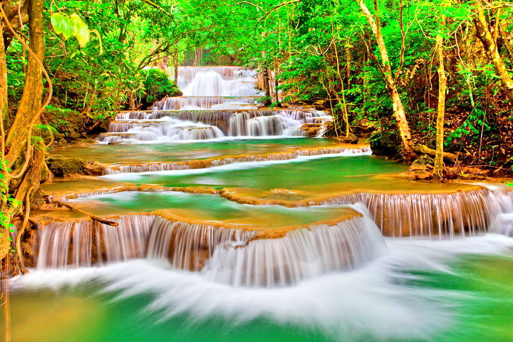 Nature Wallpapers Waterfalls Wallpapers Download Hd Wallpapers And Free Images