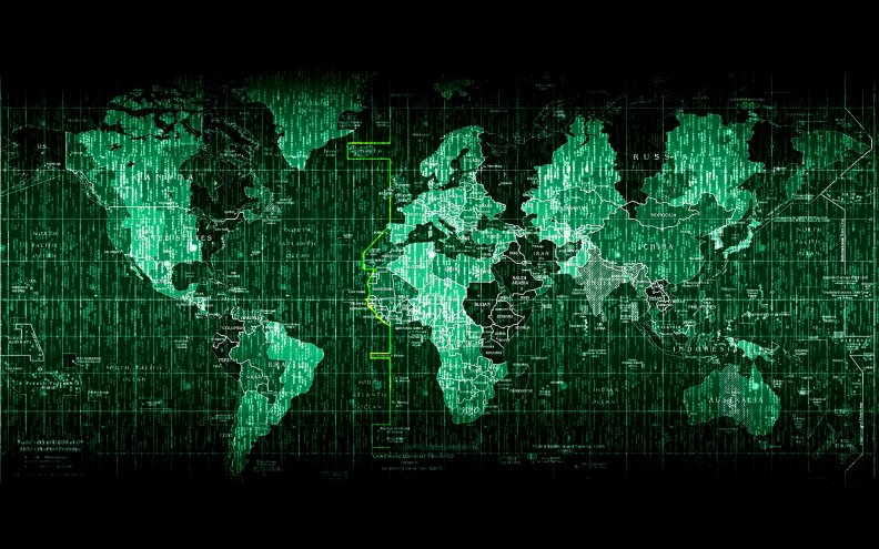 Cyber Map Download Hd Wallpapers And Free Images