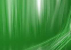 Green Widescreen Abstract