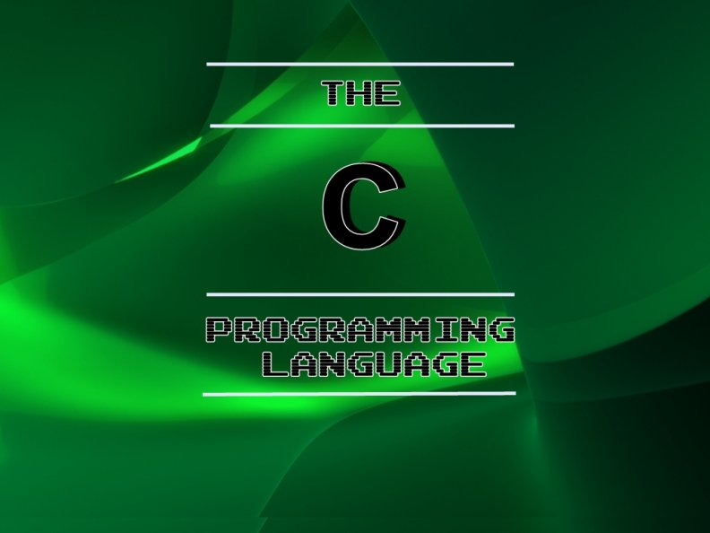 The C Programming Language Download HD Wallpapers And Free Images