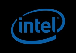 Intel Log (black)