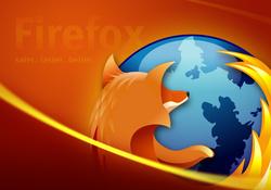 Firefox Orange Full Color Logo