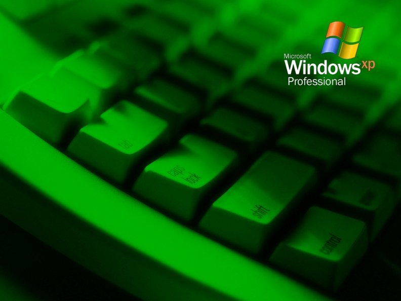 windows xp professional green download hd wallpapers and