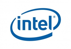Intel Logo (white)