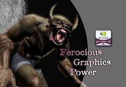 Ferocious Graphics Power
