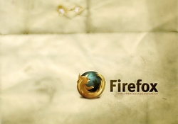 Firefox on Old Paper