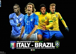 FIFA Confederations Cup 2013 ITALY _ BRAZIL