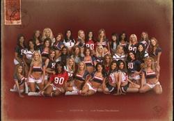 Houston Texans 2006 Cheerleaders
