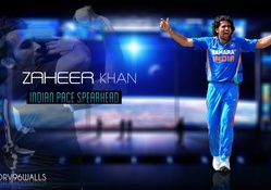 ZAHEER KHAN HD WALLPAPER |GORV96WALLS|