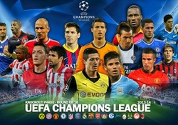 Uefa Champions League Knockout phase _ Round of 16