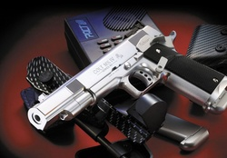 custom build combat handgun