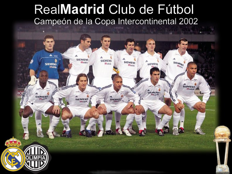 Real Madrid 2002 Download Hd Wallpapers And Free Images