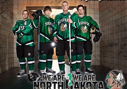 Fighting Sioux Hockey