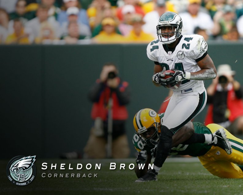 Sheldon Brown (Eagles)