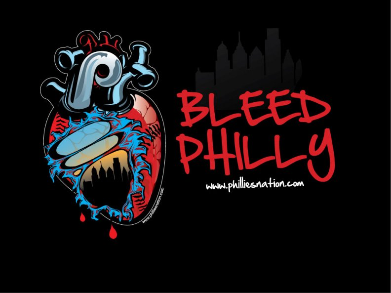 Bleed Philadelphia Phillies Download HD Wallpapers And Free Images