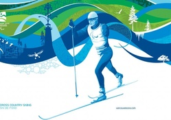 Olympic Cross Country Skiing