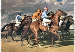 High Stakes a Newmarket _ Horses 5